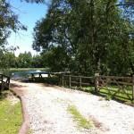 Testwood Trout Farm Bridge